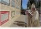 На Святой Зямлі асвяцілі табліцы з надпісамі па-беларуску