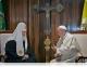 Першая ў гісторыі сустрэча Папы і Патрыярха