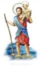 Чаму св. Хрыстафор  стаў заступнікам вадзіцеляў?