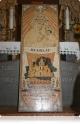У Назарэце асвяцілі мазаіку Маці Божай Будслаўскай