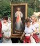 Маленькая парафія найдаўжэй захоўвала абраз Езуса Міласэрнага