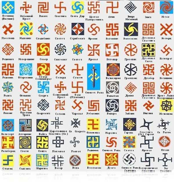 символы и знаки в картинках дорога