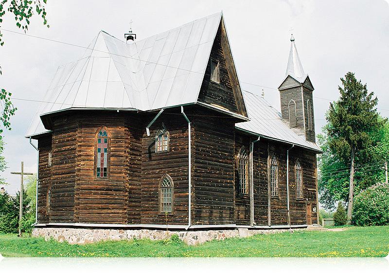 Касцёл св. Юды Тадэвуша  ў в. Прывалка